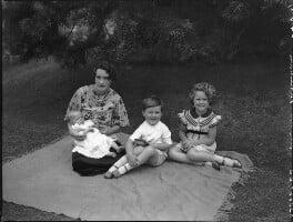 'The Pakenham family', by Bassano Ltd - NPG x80944
