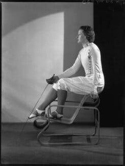 Gwendoline Neligan, by Bassano Ltd - NPG x32490