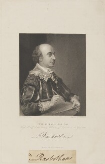 Dorning Rasbotham, by John Henry Robinson, published by  Fisher Son & Co, after  Henry Pickering - NPG D18105