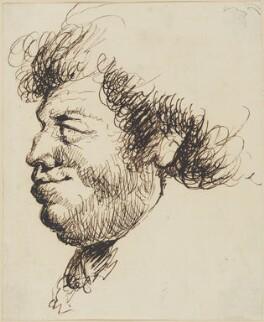 Unknown man, by Dorning Rasbotham - NPG D18106