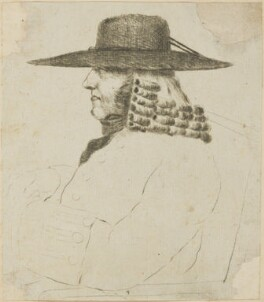 John Byrom, by Dorning Rasbotham, mid 18th century - NPG D18109 - © National Portrait Gallery, London
