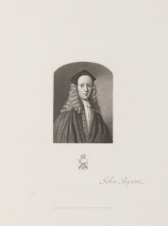 John Byrom, by James Posselwhite, after  Unknown artist - NPG D18111