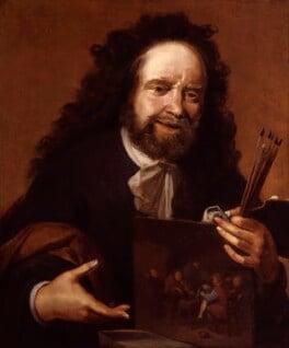 Egbert van Heemskerck the Elder, attributed to Egbert van Heemskerck the Elder, circa 1680-1685 - NPG 6651 - © National Portrait Gallery, London