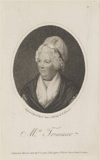 Sarah Trimmer, by Henry Meyer, published by  Francis Rivington, published by  Charles Rivington, published by  John Rivington, after  Henry Howard - NPG D14966