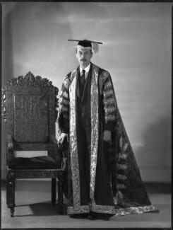 Edward William Spencer Cavendish, 10th Duke of Devonshire, by Bassano Ltd - NPG x31789