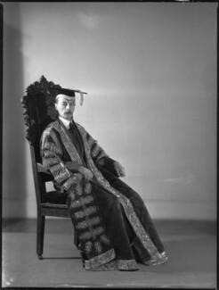 Edward William Spencer Cavendish, 10th Duke of Devonshire, by Bassano Ltd - NPG x31790