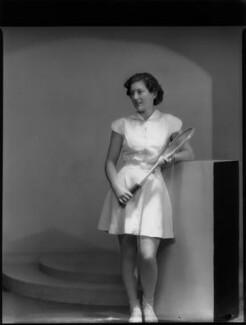 Jean Nicoll (Mrs Bostock), by Bassano Ltd - NPG x37447