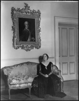 Sydney (née Bowles), Lady Redesdale, by Bassano Ltd - NPG x30978