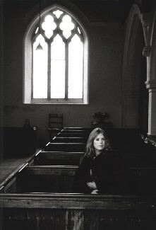 Marianne Faithfull, by Terry O'Neill, 1979 - NPG x126165 - © Iconic IMages/Terry O'Neill
