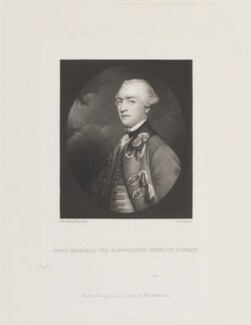 Henry Seymour Conway, by Charles Algernon Tomkins, published by  Henry Graves & Co, after  Sir Joshua Reynolds - NPG D14982