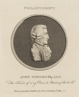 John Howard, by and published by M. Davis - NPG D14987