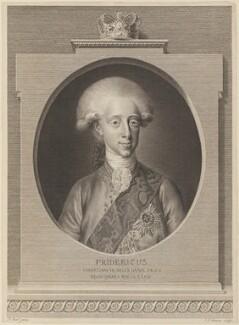Frederick IV, King of Denmark, by Johan Frederick Clemens, after  Jens Juel - NPG D14990