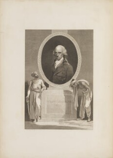 Warren Hastings, by and published by William Bromley, after  Thomas Stothard - NPG D15005