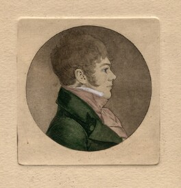 Probably Thomas Moore, by Unknown artist - NPG D18113