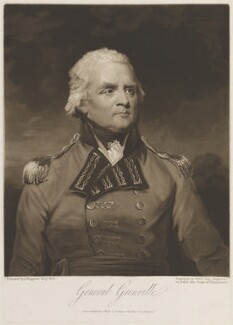Thomas Grenville, by and published by William Say, after  John Hoppner - NPG D15011