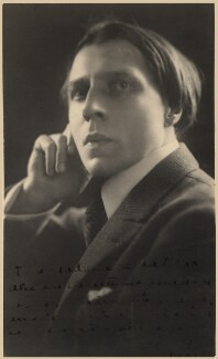 Alfred Cortot, by Royal Atelier, for  Illustrated News, 1921 - NPG x19026 - © National Portrait Gallery, London