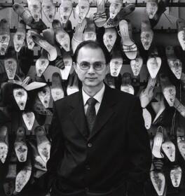 Jimmy Choo, by Bronwyn Kidd - NPG x87336