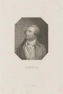 Horace-Bénédict de Saussure, by Schumann, published by  Friedrich Wilhelm Bollinger - NPG D15036