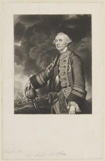 John Leslie, 10th Earl of Rothes, after Sir Joshua Reynolds - NPG D15040