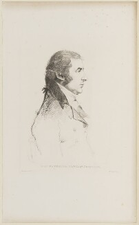 John Bannister, by William Daniell, after  George Dance - NPG D15044