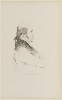 James Cobb, by William Daniell, after  George Dance - NPG D15045