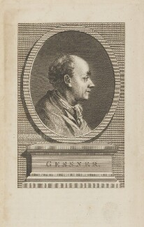 Salomon Gessner, possibly published by Zschoch - NPG D15046