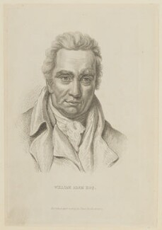 William Adam, published by James Cundee, probably after  John Opie - NPG D15055