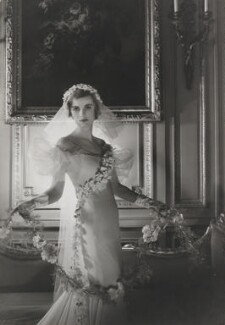 Margaret, Duchess of Argyll, by Cecil Beaton - NPG x29856