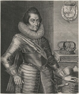 Frederick V, King of Bohemia and Elector Palatine, after Unknown artist - NPG D18136