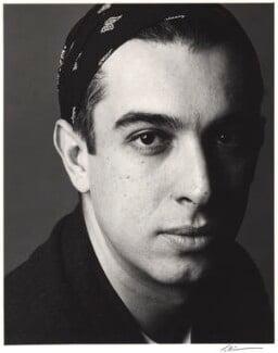 Rifat Ozbek, by Trevor Leighton - NPG x30339