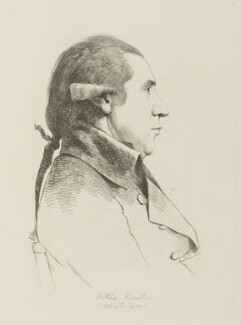 William Combe, by William Daniell, after  George Dance - NPG D15078