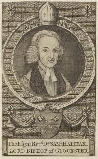 Samuel Halifax, published by Alexander Hogg - NPG D15085