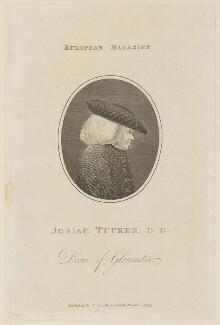 Josiah Tucker, published by John Sewell - NPG D15086