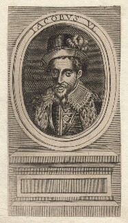King James I of England and VI of Scotland, after Unknown artist - NPG D18231