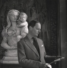 Kenneth Clark, Baron Clark, by Cecil Beaton - NPG x14047