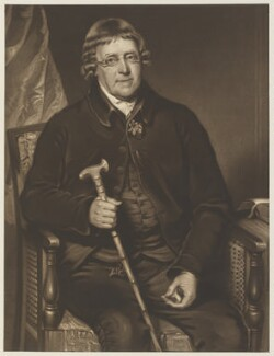 John Granville, by William Say, after  Thomas Barber - NPG D15090