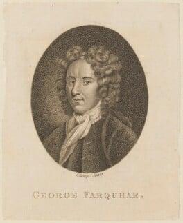 George Farquhar, by R. Clamp - NPG D15094