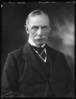 Arnold Allan Keppel, 8th Earl of Albemarle, by Bassano Ltd, 18 July 1924 - NPG x122874 - © National Portrait Gallery, London
