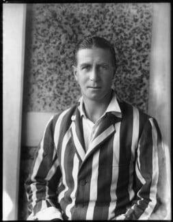 John William Henry Tyler ('Johnny') Douglas, by Bassano Ltd - NPG x122886