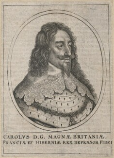King Charles I, by Unknown artist - NPG D18286
