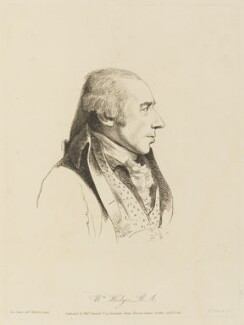 William Hodges, by William Daniell, after  George Dance - NPG D15109