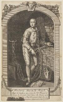 Freidrich, Baron von der Trenck, by Unknown engraver - NPG D15118