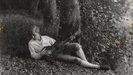 Rex Whistler, by Cecil Beaton - NPG x40400