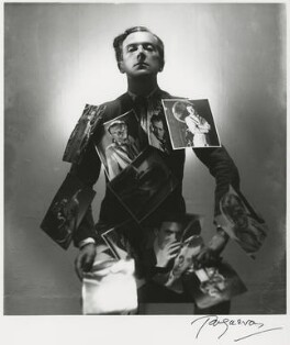 Cecil Beaton, by Paul Tanqueray - NPG x44847