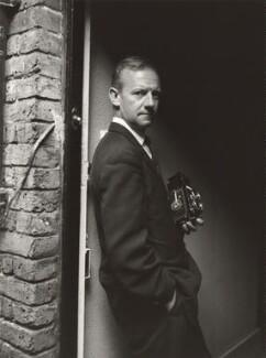 Bob Collins, by Bob Collins, 1963 - NPG x126182 - © estate of Bob Collins / National Portrait Gallery, London