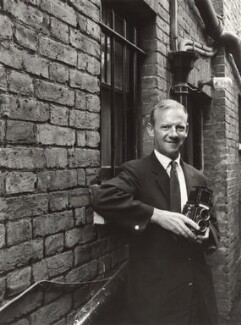 Bob Collins, by Bob Collins, 1963 - NPG x126183 - © estate of Bob Collins / National Portrait Gallery, London