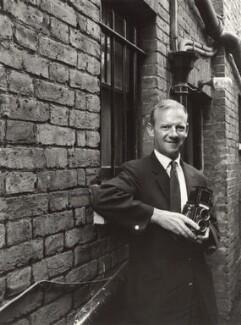 Bob Collins, by Bob Collins, 1963 - NPG x126183 - © estate of Bob Collins / National Portrait Gallery, London