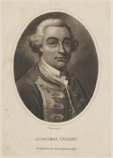 Robert Digby, by John Chapman - NPG D15157