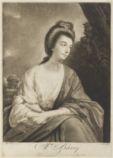 Anne Crawford (née Street), by P. or S. Paul (Samuel de Wilde?), after  Tilly Kettle - NPG D15162