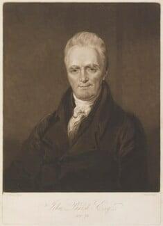 John Parish, by Henry Meyer, after  Charles Hénard - NPG D15163